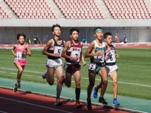 ランキング 陸上 全国 2019 中学